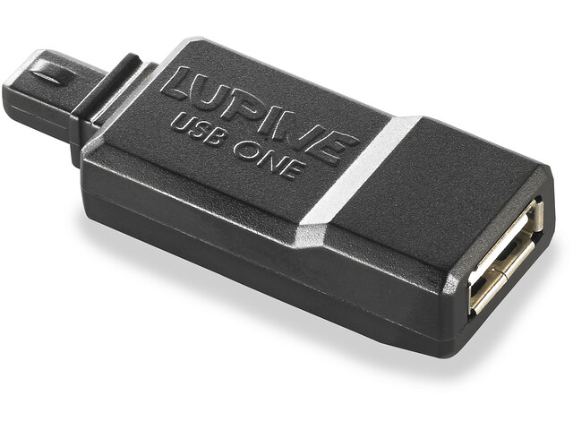 Lupine USB One Charger